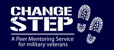 Change Step Veterans Services Logo