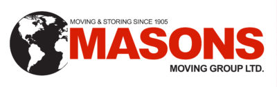 Masons Moving Group Logo