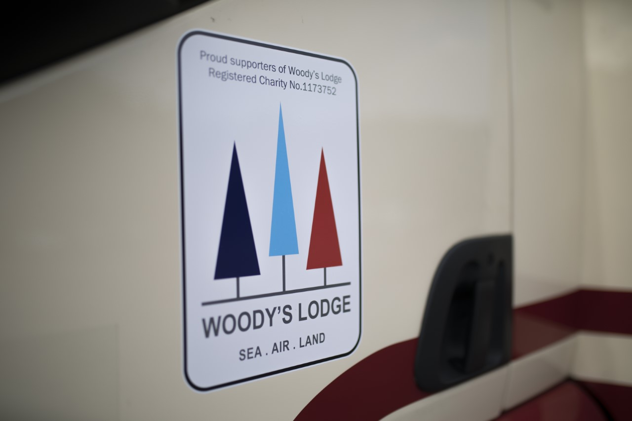 Woody's Lodge | Armed Forces Support