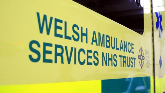 Welsh Ambulance Services Mental Health Support